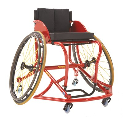 (Invacare Top End Schulte 7000 Series Basketball Wheelchair PS7)