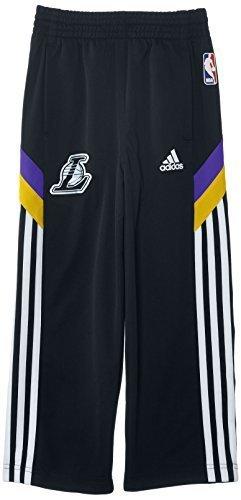 best service 9fb43 2b44c adidas Short de basket pour garçon Hiver noir NBA-LAL 116