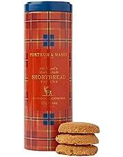 Fortnum and Mason British, Fortnum's Sir Nigel Marmalade Shortbread Rounds, 125g (1 Pack)