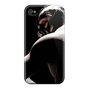 JamieBratt Iphone 6plus Scratch Resistant Hard Cell-phone Cases Provide Private Custom Fashion Tom Hardy As Bane In Dark Knight Rises Image [Fhw16272KcfQ]