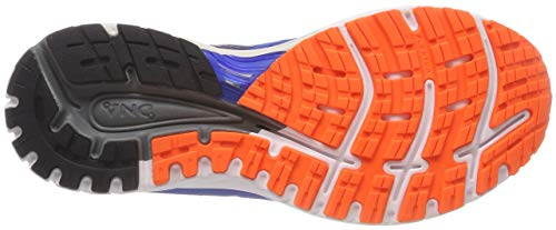 Bleu de Running Brooks GTS Blue 18 Orange Adrenaline Homme Chaussures Black 420 Bleu waOx0