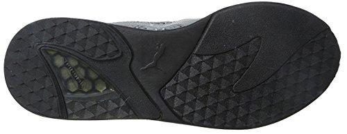 Puma XS500 Tk zapatilla de deporte gráfico Black/Capri Breeze