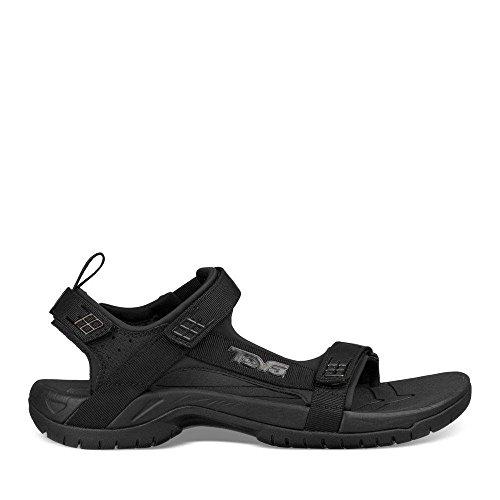 Teva Mens Tanza Sandal Black / Black