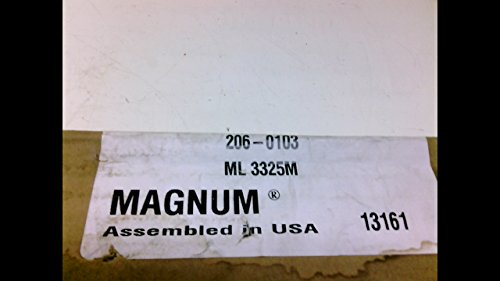 """Ace Controls Ml 3325M, Shock Absorber, 4 1/2"""" Body, 5 1/2"""" Over All Ml 3325M"""