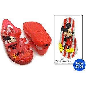 Idealcasa kids - Zapatillas verano infantil mickey - talla - 24