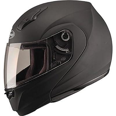 GMax MD04 Modular Helmet X-Small Flat Black