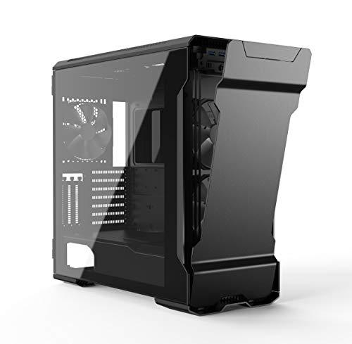 Phanteks PH-ES518XTG_DGS01 Enthoo Evolv X ATX Case Tempered Glass Windows Digital RGB PH-E518XTG_DBK01