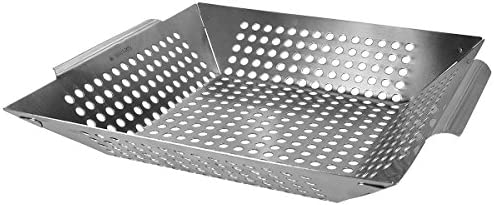 Navaris Stainless Steel Grill Basket product image
