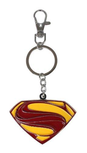 Llavero Superman Logo Man of Steel: Amazon.es: Juguetes y juegos