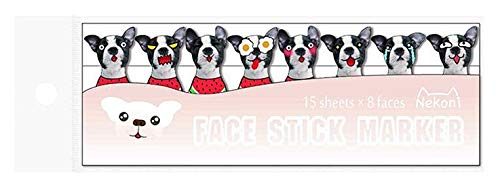 Style Cat Dog 3D Self-Adhesive N Times Memo Pad Sticky Notes Bookmark School Office Supply (1)