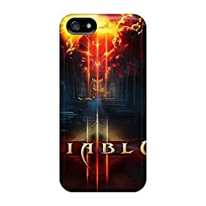 New Iphone 5/5s Cases Covers Casing(diablo 3)