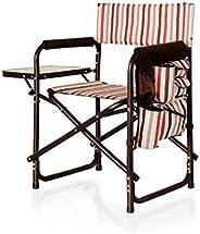 Picnic Time 809-00-101-000-0 Portable Folding Sports Chair