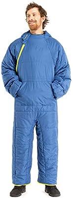 Selkbag Saco de Dormir Modelo 5G Lite Color Gris Aslfalto
