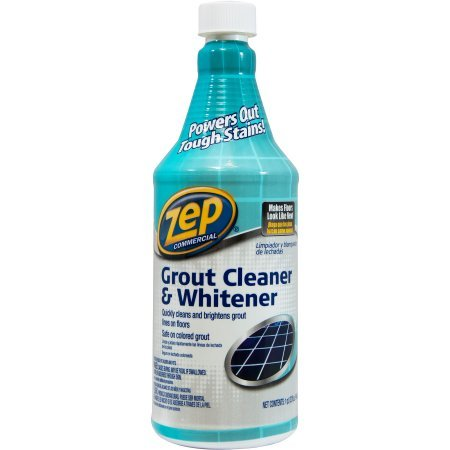 Zep Commercial Grout Cleaner 32 oz WLM (Best Commercial Grout Cleaner)