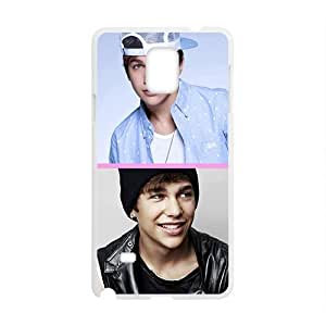 Austin Mahone sunshine boy Cell Phone Case for Samsung Galaxy Note4 WANGJING JINDA