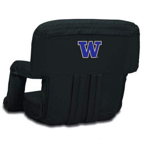 Pacific Folding Recliner (NCAA Washington Huskies Ventura Portable Reclining Seat)