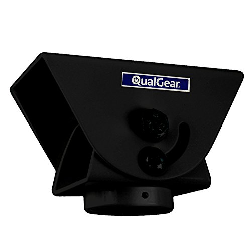 (QualGear QG-PRO-PM-VCA-B Pro-AV Sloped Ceiling Adapter for 1.5