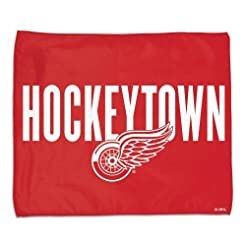 NHL Detroit Red Wings 15-by-18 Rally Tow...