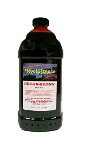 Cool Breeze Beverages Ready to Use Slush Mix, Strawberry for sale  Delivered anywhere in USA