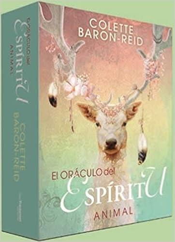 el oráculo del espíritu animal: Amazon.es: colette baron-reid ...