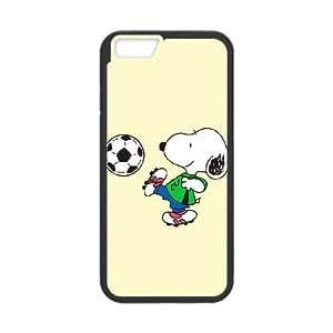 Anime Series Cartoon Design Snoopy Protective Case for iphone 6 Plus Case iphone 6S Plus Case JS006