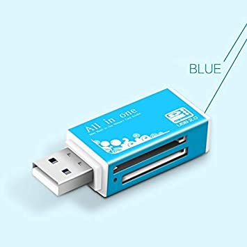 Lector de Tarjetas Multiusos en 1 para Memory Stick Pro Duo, Micro ...