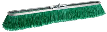 Magnolia Brush 7724 24-Inch Green Poly Flagged Strip Brush with SB-60 Handle