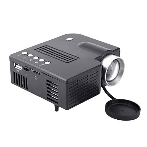 WEIWEITOE-ES UC28A Mini Portable LED Projector 1080P Multimedia ...