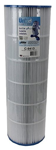 (Unicel C-8413 Replacement Filter Cartridge for 125 Square Foot Sta-Rite PXC-125, Waterway Pro Clean 125)