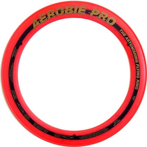 Aerobie Pro Frisbee Wurfring - Orange