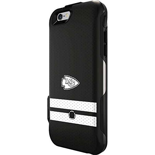NFL Kansas City Chiefs OtterBox Resurgence Power Case iPhone 6 Skin - Kansas City Chiefs Shutout Vinyl Decal Skin For Your OtterBox Resurgence Power Case iPhone 6