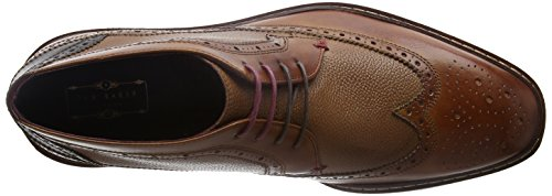 Ted Baker Cinika, Stivaletti Uomo Marrone (Tan/Dark Brown)