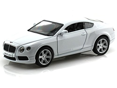 Bentley Continental GT V8 1/38 White (Bentley Model Car compare prices)