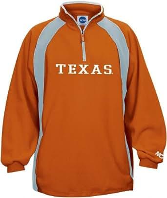 Texas Longhorns Attitude Fleece Jacket - Medium