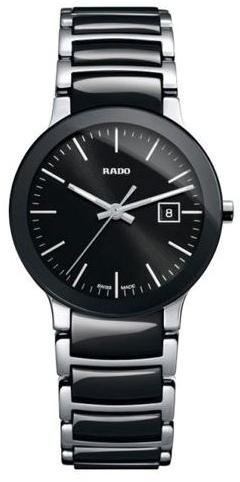 Jacob Time R30935162 Rado Centrix Ceramic Ladies Watch