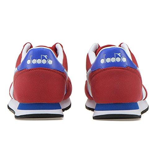 Rosso Uomo Scuro Sneaker Breeze Diadora azzurro C7342 Capitale HU414