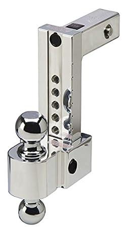 Fastway Flash 6 Adj Dual Locking Aluminum BM 2 /& 2 5//16 Chrome Balls DT-ALBM6600