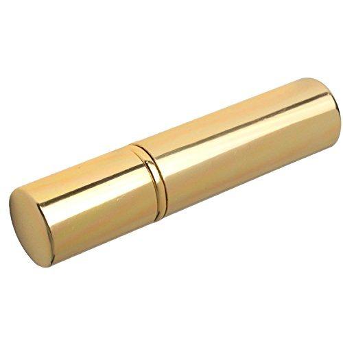 TOOGOO(R) Gold Refillable Travel Size Perfume Bottle Spray, 12ml .41oz
