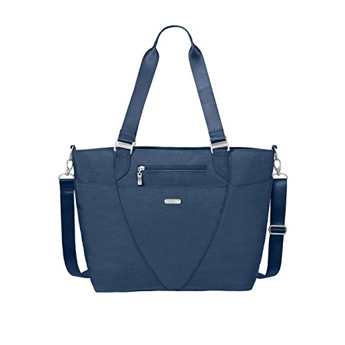 Baggallini Avenue Travel Tote Bag, Pacific