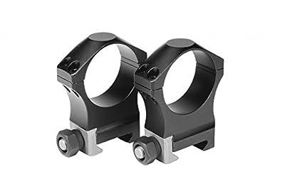 "Nightforce Optics 0.885"" Low Ultra Light Titanium Alloy Ring Set for 30mm Scopes by Nightforce Optics"