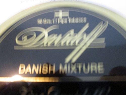 Davidoff habano757 Danish Mixture Collectible 50 Gr Pipe Tobacco Tin Davidoff Pipe Tobacco