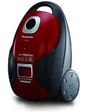 Panasonic MC-CJ911 Canister Vacuum Cleaner Red (International warranty)