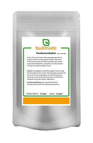 100 g Kreatinmonohydrat Kreatin Creatin Creatine Monohydrate Pur Pure 100% rein