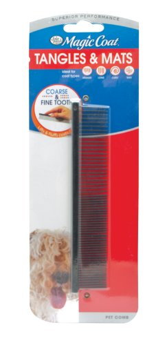 Four Paws Magic Coat Dog Grooming Pet Comb ()