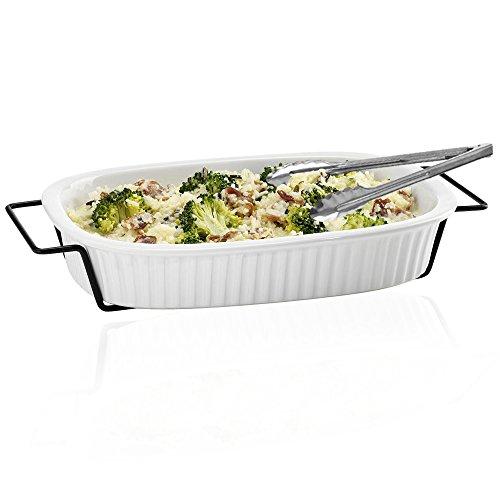 Porcelain Casserole Dish - 5