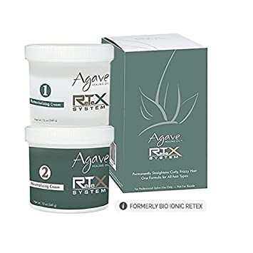 Amazon Retex Hair Straightening System Beauty