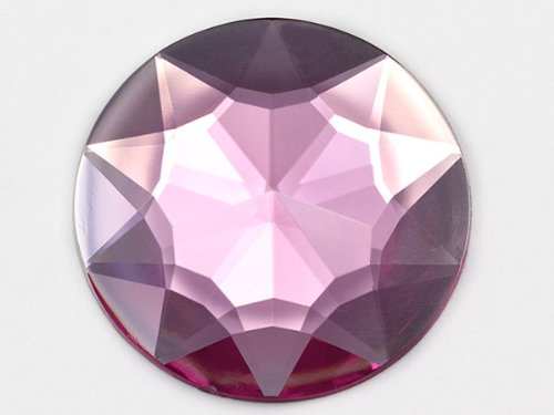 Pink Acrylic Rhinestone - 3
