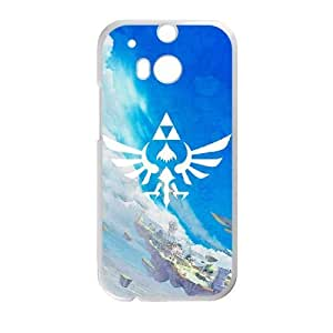 HTC One M8 cell phone cases White The Legend of Zelda fashion phone cases URKL471835