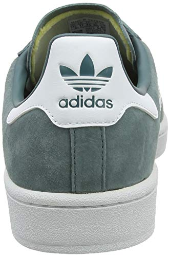 Raw Green Ftwr Crystal White Raw para Campus Green Adidas White Ftwr White Hombre Verde Gimnasia Crystal White de Zapatillas C4qC0wxf8