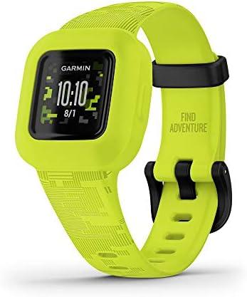 Garmin vivofit jr. 3, Fitness Tracker for Kids, Includes Interactive App Experience, Swim-Friendly, Up To 1-year Battery Life, Digi Camo